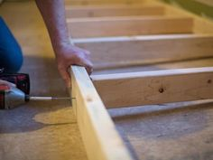 How to Build a Stage for a Kids' Playroom : Home Improvement : DIY Network