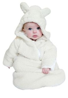 3eeab4c66 Ivory Lamb Faux Fur Baby Bunting Faux Fur Accessories, Faux Fur Parka, Baby  Kind