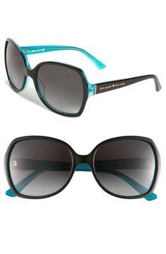 kate spade new york  halsey  57mm sunglasses   Nordstrom Sunglasses Outlet,  Cheap Sunglasses 3822d5b32dc3