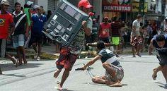 Greve da polícia militar