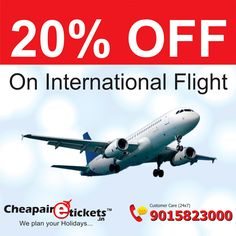 Book International flight tickets and Enjoy Vacation with Best deals International Flight Tickets, Cheap Air Tickets, Vacation, How To Plan, Best Deals, Books, Vacations, Libros, Book