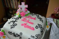 Girl's confirmation cake    #wiltoncontest