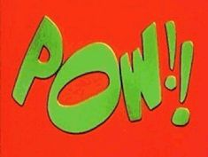 POW/BANG/PIN   POW/BANG/PIN  NO LIMITS/NO RULES/ HAVE FUN