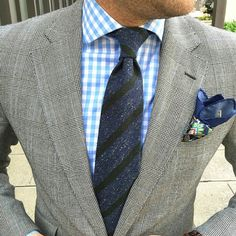 teachingmensfashion:  Love the patterns here. Also be sure to follow our estuniga page for a special upcoming post