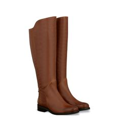 Duke Tan Fitted Womens Boots | DUO US
