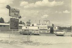 The Shrimp Boat.....Sumter, SC  1966
