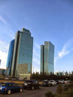 Astaná, Kazajstan