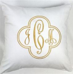 So many monograms on this website ahhhh!!