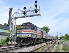 RailPictures.Net Photo: AMTK 90368 Amtrak NPCU at Milwaukee, Wisconsin by Robby Gragg