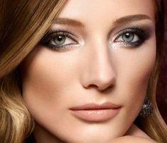 Wedding Makeup Looks for Hazel Eyes; prirozene svatebni liceni pro svatebni den