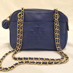 Tory Burch Thea Shoulder Bag Authentic. Used once. Final sale. Pls ask questions before purchasing. Tory Burch Bags