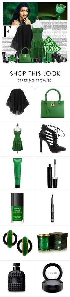 """Untitled #1141"" by littlelaura ❤ liked on Polyvore featuring Nicki Minaj, Relaxfeel, Salvatore Ferragamo, Nanette Lepore, Matrix Biolage, Marc Jacobs, Rimmel, Cire Trudon, Valentino and MAC Cosmetics"