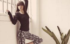 abi and joseph September 2013 Collection Daintree 7/8 Printed Tights http://abiandjoseph.com