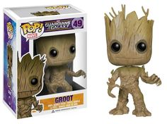 POP! Vinyl Figure Guardians of the Galaxy Groot - The Movie Store