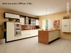 Diy Kitchen Storage, Kitchen Cabinets, New Homes, House, Home Decor, Summer, Inspiration, Biblical Inspiration, Decoration Home