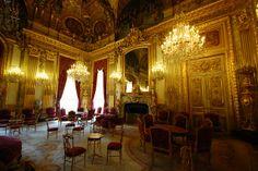 Napoleon's Apartment Sitting Room
