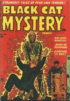 Black Cat Comics (Volume) - Comic Vine