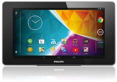 Mola: Otra nueva tablet llega a México, la Philips 7 PI3910B