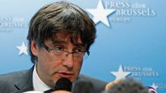 Puigdemont stays away as ousted Catalonia deputies attend court https://tmbw.news/puigdemont-stays-away-as-ousted-catalonia-deputies-attend-court  Media playback is unsupported on your deviceSacked members of Catalonia's regional government are due at Spain's high court to face rebellion and sedition charges, after October's disputed independence referendum.Madrid's court summoned 13 officials as well as former Catalan leader Carles Puigdemont, who has already said he will ignore the…