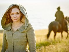 Demelza Poldark- so far my favorite heroine in a story