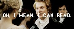 Cap'n Quote: Simon Woods (Mr. Bingley) - Pride & Prejudice (2005) directed by Joe Wright #janeausten
