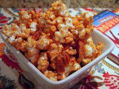 Plain Chicken: Cinnamon Caramel Corn