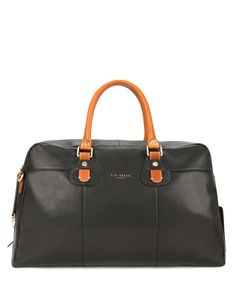 Ted Baker - KLOW Leather document bag