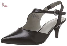 Gerry Weber Linette 03, Escarpins femme - Noir - 37.5 EU, 4.5 UK - Chaussures gerry weber (*Partner-Link)