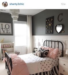 I love Shanty 2 Chic's board and batten.