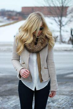 Style Revel Tweed Jacket