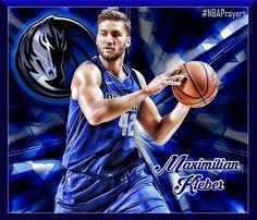NBA Player Edit - Maximilian Kleber