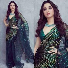 Alia Bhatt Multi Soft Silk Saree Banarasi Free size saree with paired blouse fabric. The blouse choli can be customized up to Bust Bollywood Sarees Online, Bollywood Designer Sarees, Bollywood Fashion, Bollywood Style, Bollywood Celebrities, Bollywood Actress, Party Wear Indian Dresses, Party Wear Sarees, Indian Outfits