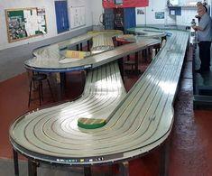 Slot Car Race Track, Slot Car Racing, Slot Car Tracks, Slot Cars, Race Cars, Car Racing Video, Racing News, Scalextric Cars, Car Racer
