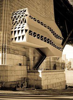 'Prefab Parasite' byLara Calder Architect
