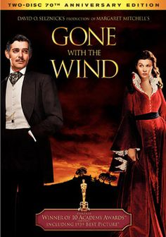 Gone with the wind one of my all time favorites