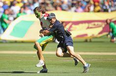 Photos: Australia v New Zealand Cricket World Cup final Cricket World Cup, World Cup Final, New Zealand, Finals, Australia, Running, News, Sports, Photos