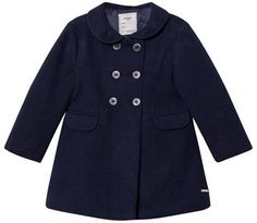 $59 - Mayoral Navy Smart Coat - EVERYSTORE