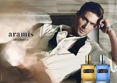 Aramis Fragrance Campaign Starring Sahib Faber