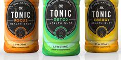 Tonic — The Dieline - Branding & Packaging