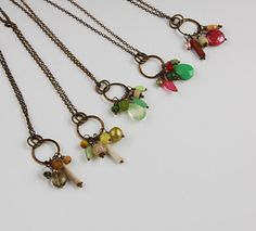 The Traveler Necklaces