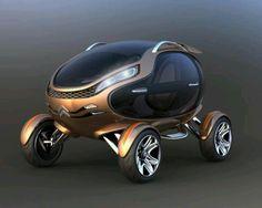 Cute little  car..