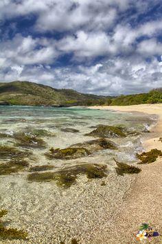 Essai de photo HDR Martinique - Le Cap Macré - Plage de Anse Baleine #Martinique © AliZéMédia