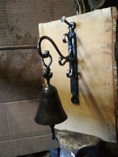 zvonček Decorative Bells, Home Decor, Decoration Home, Room Decor, Home Interior Design, Home Decoration, Interior Design