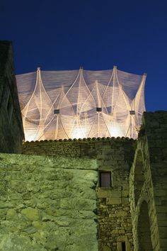 Windshape / nArchitects  temporary architecture