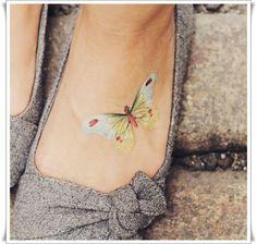 Watercolor tattoos 12 For Kat