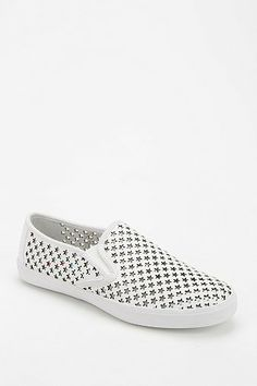 Jeffrey Campbell Dougray Cutout Slip-On Sneaker - Urban Outfitters <3