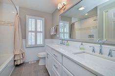 Carl & Susan's Hall Bathroom Remodel :http://www.sebringservices.com/portfolio/carl-susan-naperville-bathroom-remodel/