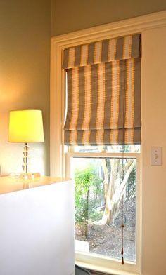 DIY Roman Shade DIY Roman Shades DIY Curtains DIY Home