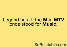 Legend has it...