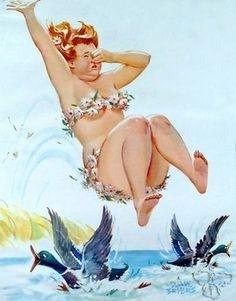Whisperedbetweenwomen: Reblogged Via Vintagegal: Hilda